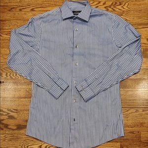Excellent condition- Collared button down shirt